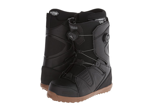 thirtytwo - Binary Boa 14 (Black) Men's Cold Weather Boots