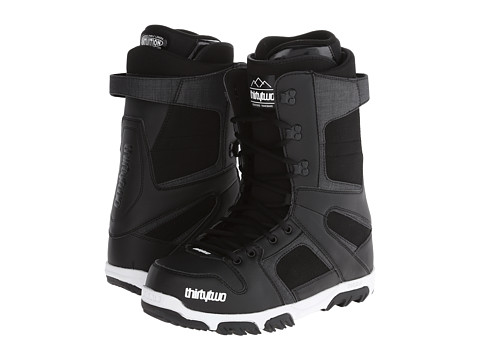 thirtytwo - Prion 14 (Black) Men's Cold Weather Boots
