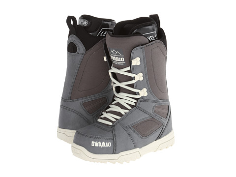 thirtytwo - Exit 14 (Grey) Men's Cold Weather Boots