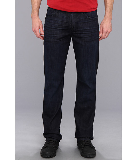 7 For All Mankind - Luxe Performance Carsen Easy Straight in Dark Authentic (Dark Authentic) Men