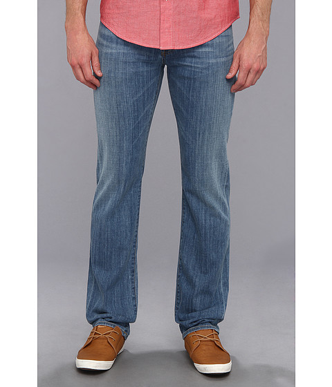 7 For All Mankind - Standard Straight in LA Light (LA Light) Men
