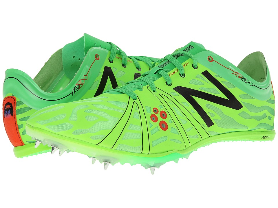 New Balance - MMD800v3 (Silver/Chemical Green) Men