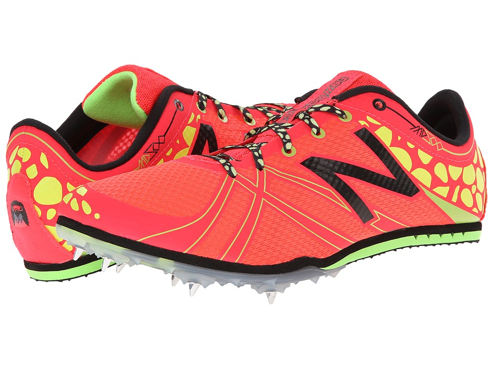 New Balance - MMD500v3 (Bright Cherry/Hi-Lite) Men's Running Shoes