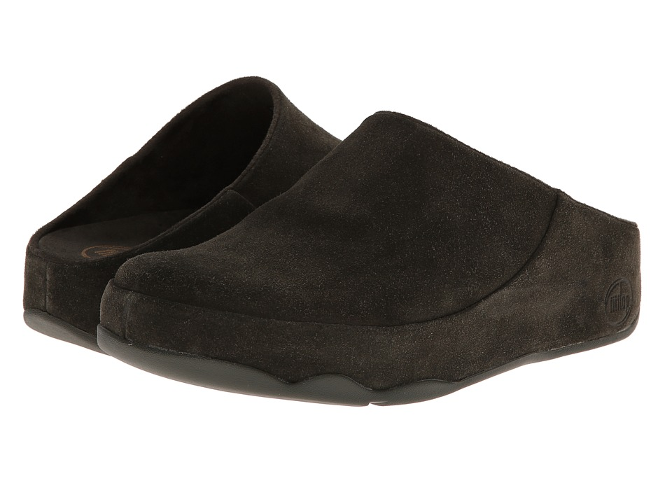 FitFlop - Gogh Moc (Everglades) Women's Clog Shoes