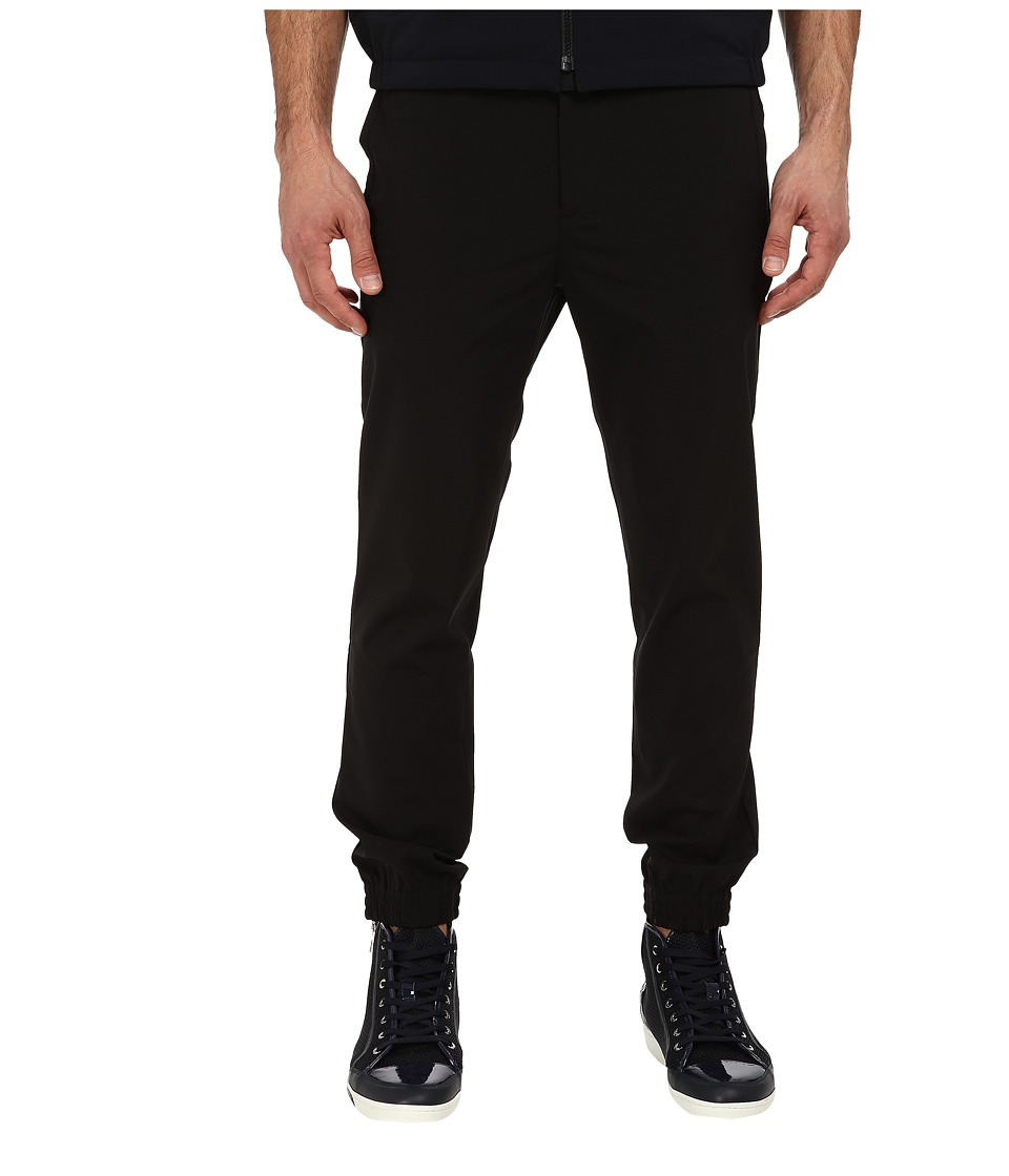 Theory - Plymouth Ozarke (Black) Men's Casual Pants