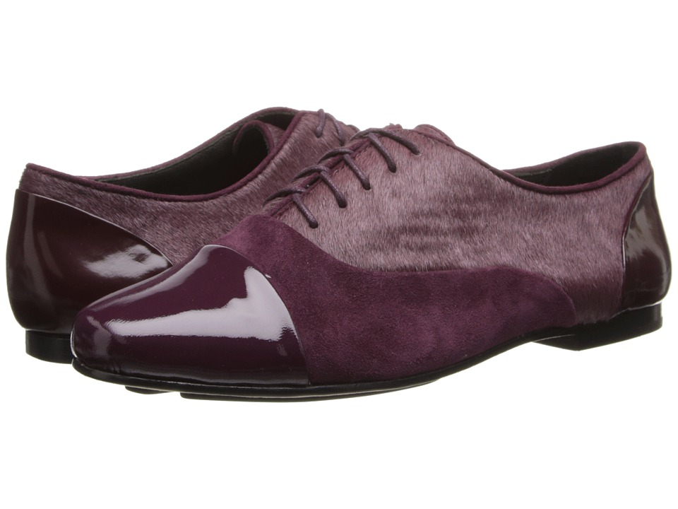 Gentle Souls - Edge Tie (Plum) Women's Shoes