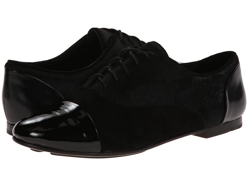Gentle Souls - Edge Tie (Black) Women's Shoes
