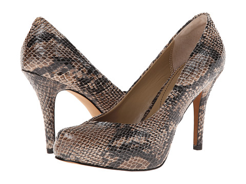 Isola - Cagney (Sand Snake Print) Women's Shoes