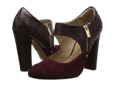 Isola - Tace (Bordo Red King Suede/Snake Print) Women's Shoes