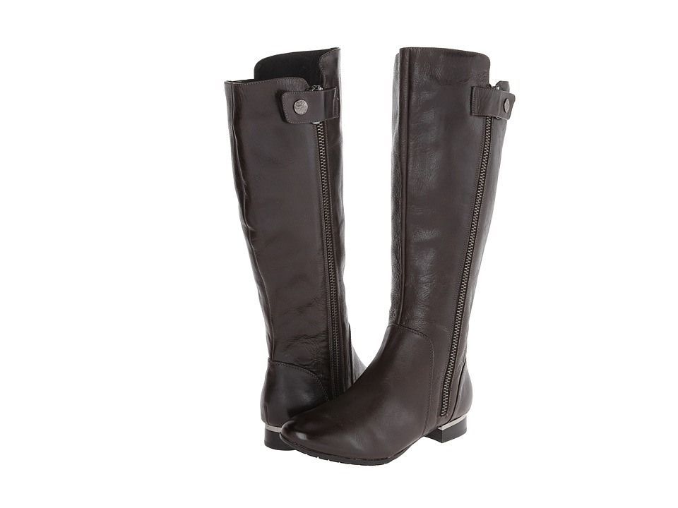Isola - Aali (Shadow Grey Montana) Women's Zip Boots
