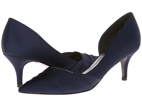 Adrianna Papell - Ravenna (Navy) Women's 1-2 inch heel Shoes