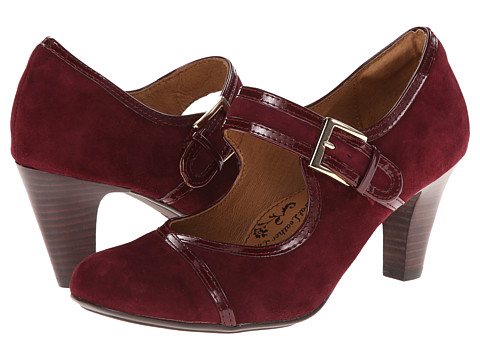 Sofft - Omarosa (Bordo Red King Suede) High Heels