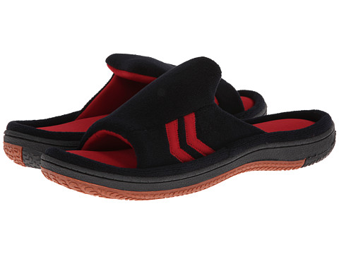 ISOTONER Signature - Jonathan (Black/Red) Men