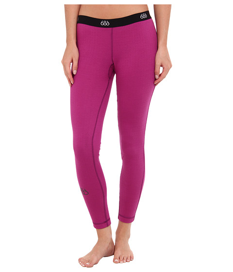 686 - Thermal Base Full Length Bottom (Light Orchid) Women's Casual Pants
