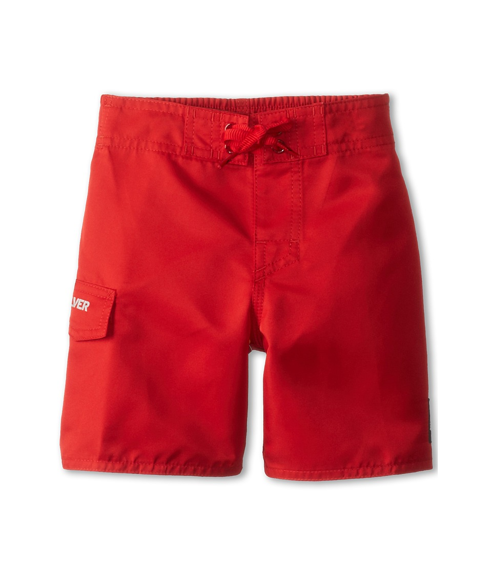 Quiksilver Kids Junior G Boardshort Boys Swimwear (Red)