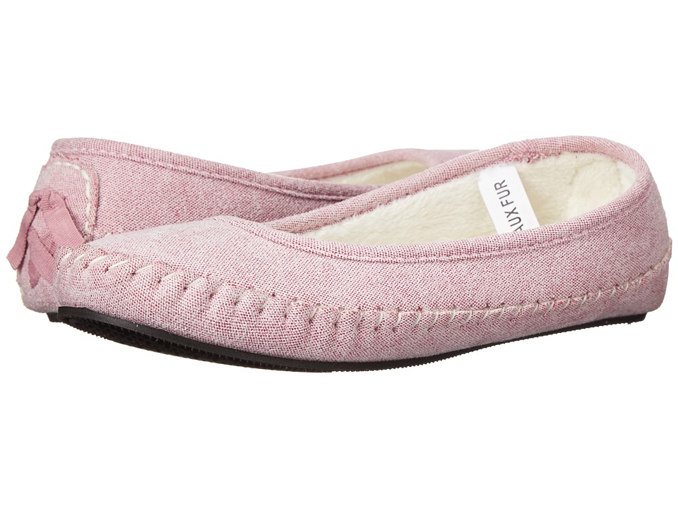 ISOTONER Signature - Alexa (Heathered Wild Berry) Women