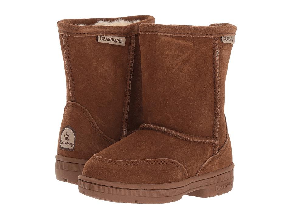 Bearpaw Kids - Meadow (Toddler) (Hickory II) Kids Shoes