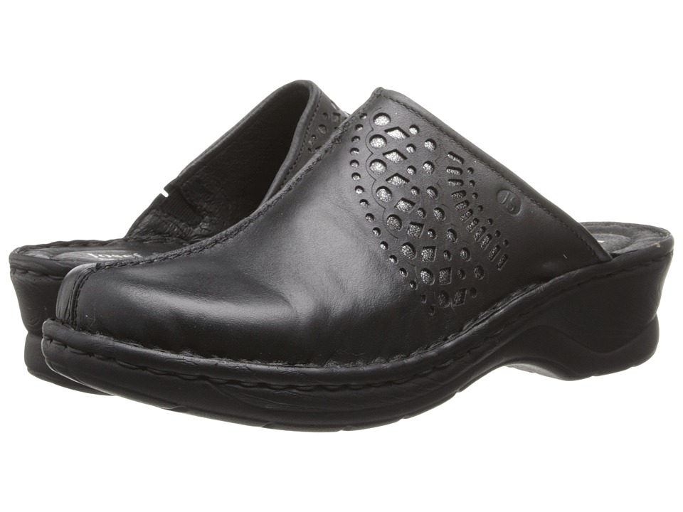 Josef Seibel - Catalonia 28 (Black/Anthrazite) Women's Shoes
