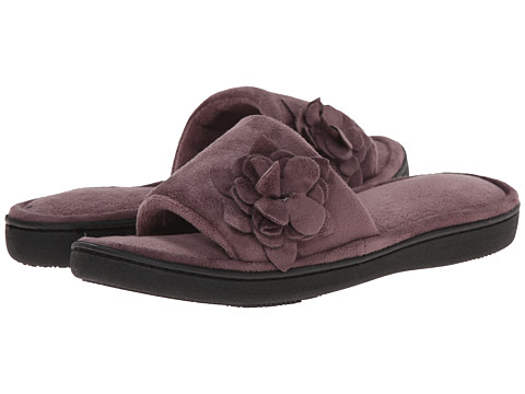ISOTONER Signature - Ellen (Smoked Oyster) Women's Slippers