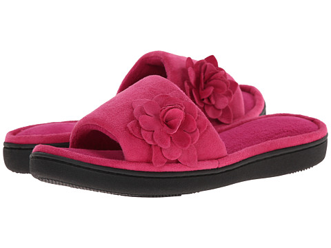 ISOTONER Signature - Ellen (Wild Berry) Women's Slippers