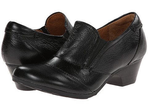 Sofft - Darrah (Black Venice) Women's 1-2 inch heel Shoes