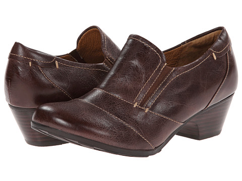 Sofft - Darrah (Brown Montana) Women's 1-2 inch heel Shoes