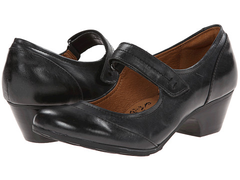 Sofft - Dallas (Black Montana) Women's 1-2 inch heel Shoes