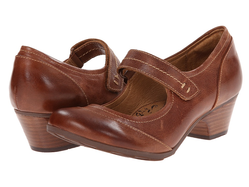 Sofft - Dallas (Tan Montana) Women's 1-2 inch heel Shoes