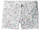 Joe's Jeans Kids Frayed Mini Short (Little Kids/Big Kids) (Neon Confetti)