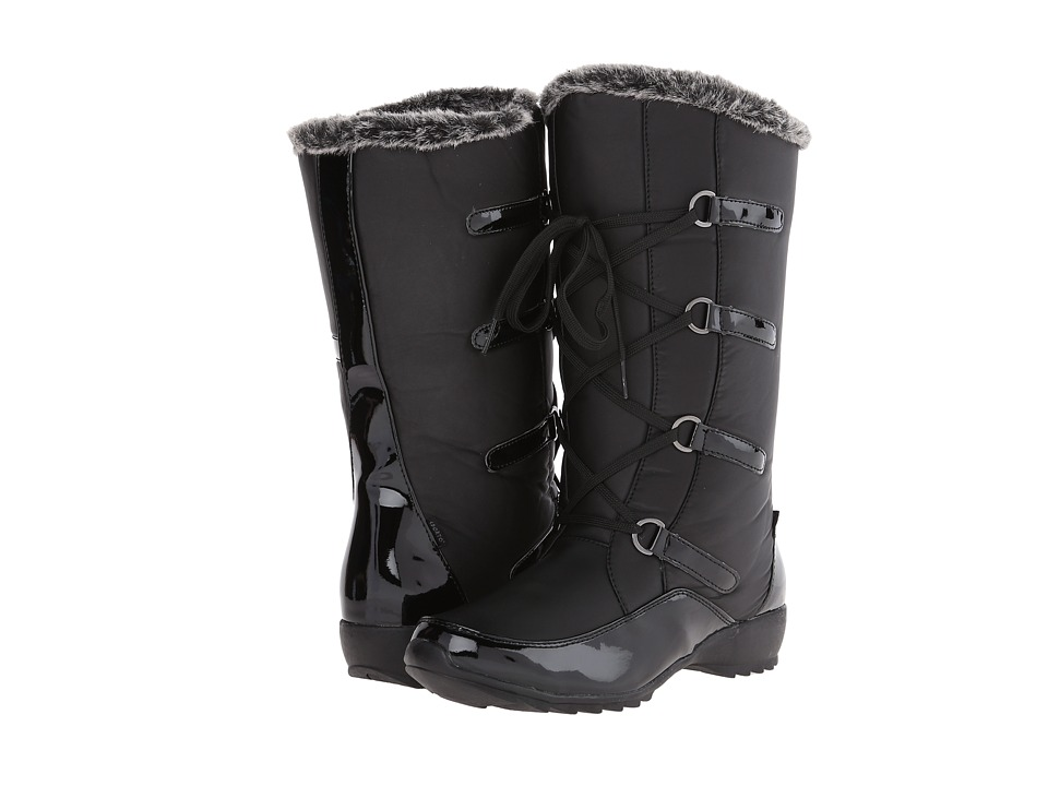 Sporto - Lauren (Black) Women's Cold Weather Boots