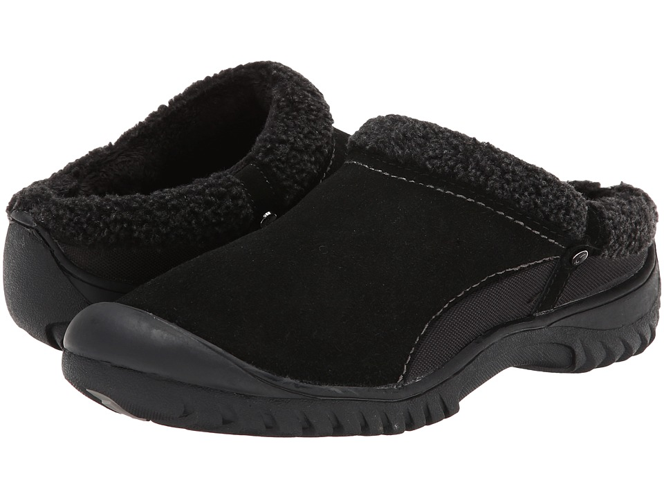 Sporto - Amber (Black) Women's Clog Shoes