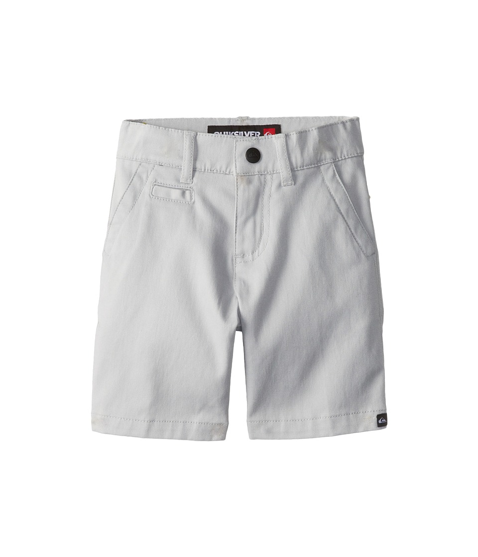 Quiksilver Kids Union Walkshort Boys Shorts (Gray)