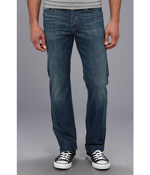7 For All Mankind - Standard in Barbados Blue (Barbados Blue) Men's Jeans