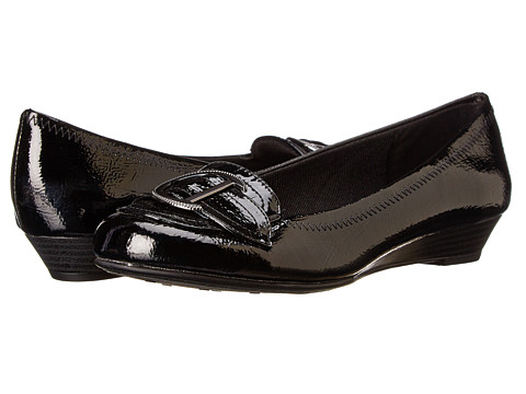 LifeStride - Madison (Black Fres/Far) Women's Shoes