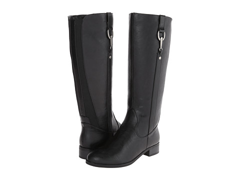 LifeStride - Sikora (Black Kraft) Women's Zip Boots