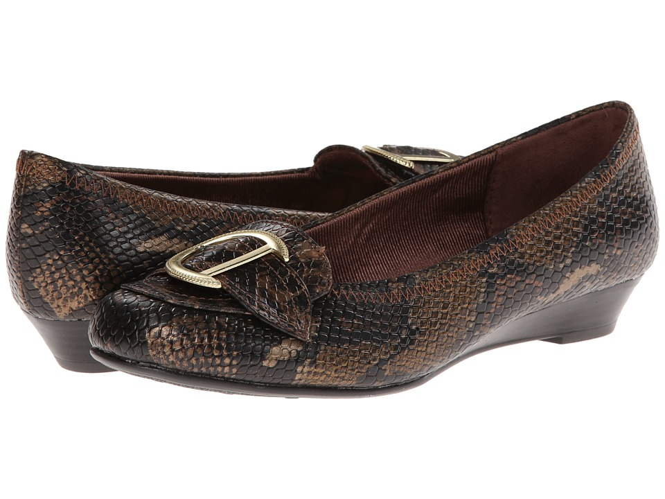 LifeStride - Madison (Bronze Met Snk) Women's Shoes