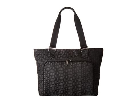 Baggallini - Dahlia Tote (BG Jacquard Black) Tote Handbags