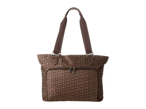 Baggallini - Dahlia Tote (BG Jacquard Espresso) Tote Handbags