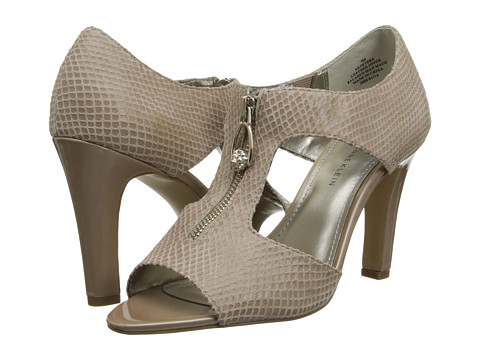 Anne Klein - Petera (Natural Mini Lizard) High Heels