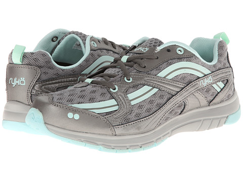 Ryka - Stance SMT (Steel Grey/Metallic Steel Grey/Mint Breeze/Cool Mist Grey) Women's Running Shoes