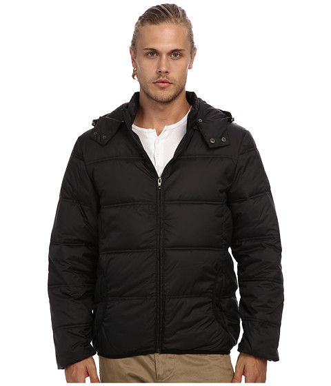 French Connection - Off Piste Jacket (Black) Men's Jacket