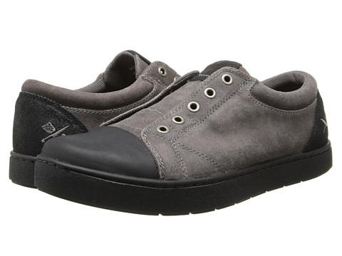 Mozo Mens The Maverick - Suede Black/Grey - Sneakers