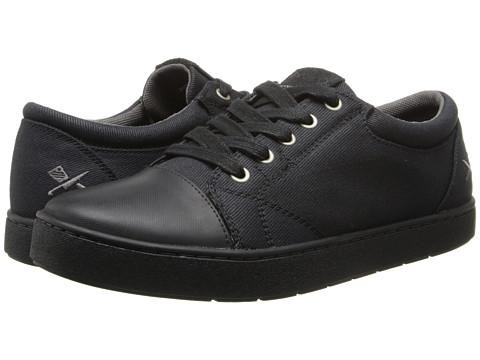 MOZO - The Maverick - Canvas (Black) Men's Shoes