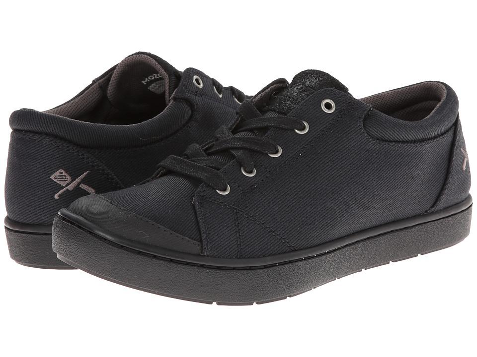 MOZO - The Maven - Canvas (Black) Women's Shoes