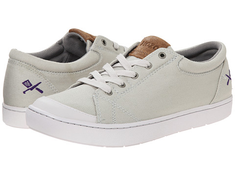 MOZO - The Maven - Canvas (Lunar Rock) Women's Shoes