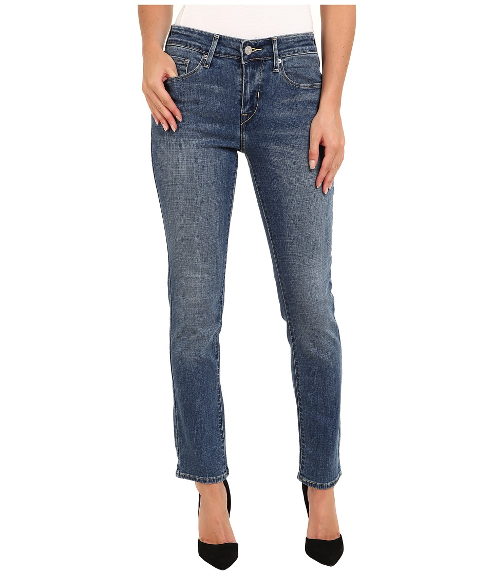 Levi's(r) Womens - Mid Rise Skinny Jean (Blue Dream) Women's Jeans