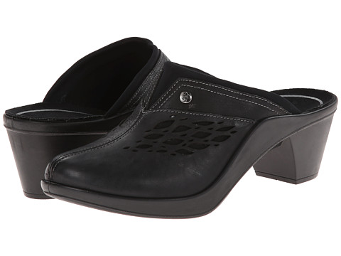Romika - Mokassetta 283 (Black) Women's Clog/Mule Shoes