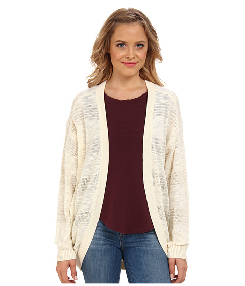 Element - Colleen Sweater (Natural) Women