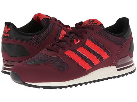 adidas Originals - ZXZ 700 (Rich Red/Dark Red/Collegiate Red) Men