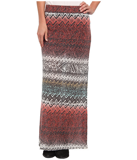 Element - Wilma Maxi Skirt (Multi) Women